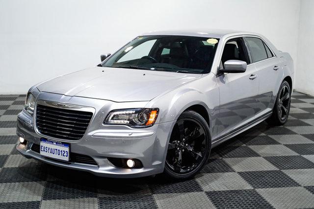 Used Chrysler 300 LX MY13 C E-Shift Luxury Edgewater, 2013 Chrysler 300 LX MY13 C E-Shift Luxury Silver 8 Speed Sports Automatic Sedan