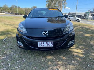 2009 Mazda 3 BL10L1 SP25 Activematic Black 5 Speed Sports Automatic Sedan