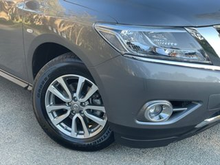 2016 Nissan Pathfinder R52 MY16 ST X-tronic 2WD Grey 1 Speed Constant Variable Wagon.