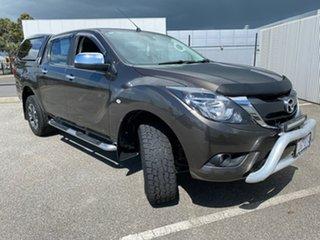 2016 Mazda BT-50 UR0YG1 XTR Bronze 6 Speed Sports Automatic Utility.