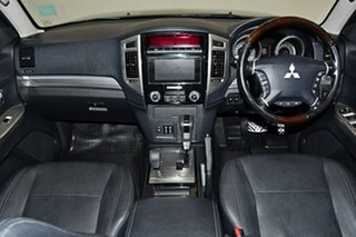 2016 Mitsubishi Pajero NX MY16 Exceed Black 5 Speed Sports Automatic Wagon