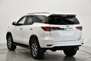 2019 Toyota Fortuner GUN156R Crusade White 6 Speed Automatic Wagon.