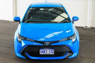2020 Toyota Corolla ZWE211R Ascent Sport E-CVT Hybrid Eclectic Blue 10 Speed Constant Variable