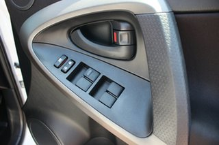 2012 Toyota RAV4 ACA38R MY12 CV 4x2 Glacier White 4 Speed Automatic Wagon