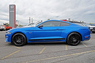 2019 Ford Mustang FN 2019MY GT Blue 10 Speed Sports Automatic Fastback