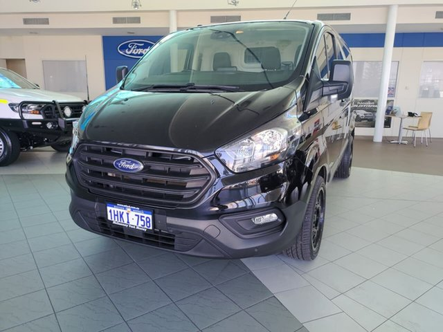 Used Ford Transit Custom VN 2019.75MY 340S (Low Roof) Morley, 2019 Ford Transit Custom VN 2019.75MY 340S (Low Roof) Agate Black Metallic 6 Speed Automatic Van