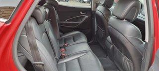2013 Hyundai Santa Fe DM MY13 Highlander Red 6 Speed Sports Automatic Wagon