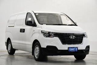 2020 Hyundai iLOAD TQ4 MY21 White 5 Speed Automatic Van.