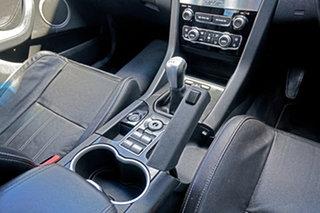 2011 Holden Special Vehicles GTS E Series 3 Blue 6 Speed Manual Sedan