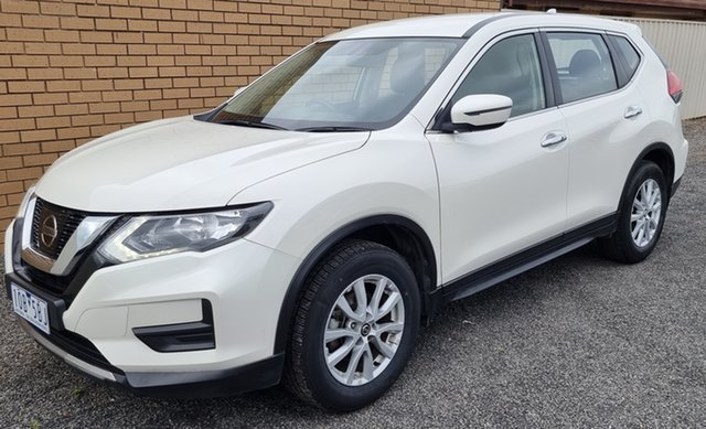 Used Nissan X-Trail T32 Series II ST X-tronic 4WD Horsham, 2018 Nissan X-Trail T32 Series II ST X-tronic 4WD White 7 Speed Constant Variable Wagon