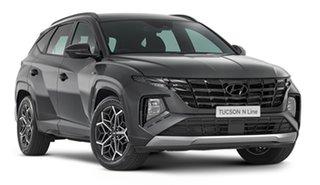 2021 Hyundai Tucson NX4.V1 MY22 Highlander AWD Iron Grey 8 Speed Automatic Wagon