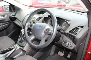 2015 Ford Kuga TF MY15 Ambiente AWD Red 6 Speed Sports Automatic Wagon