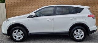 2016 Toyota RAV4 ZSA42R GX 2WD White 6 Speed Manual Wagon.