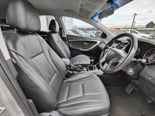 2014 Hyundai i30 GD2 MY14 Trophy Silver 6 Speed Manual Hatchback.