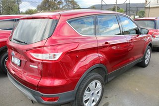2015 Ford Kuga TF MY15 Ambiente AWD Red 6 Speed Sports Automatic Wagon.