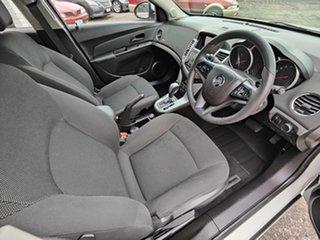 2015 Holden Cruze JH Series II MY16 Equipe White 6 Speed Sports Automatic Sedan.