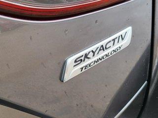 2017 Mazda 3 BN5436 SP25 SKYACTIV-MT Grey 6 Speed Manual Hatchback.