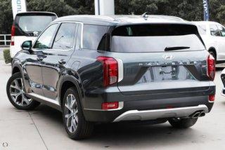 2021 Hyundai Palisade LX2.V2 MY22 Elite 2WD Green 8 Speed Sports Automatic Wagon