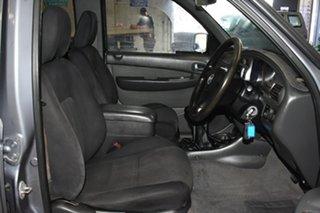 2006 Mazda B2500 Bravo SDX (4x4) Grey 5 Speed Manual Dual Cab Pick-up