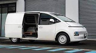 2021 Hyundai IMAX/STARIA US4.V1 MY22 Creamy White 8 Speed Automatic Van