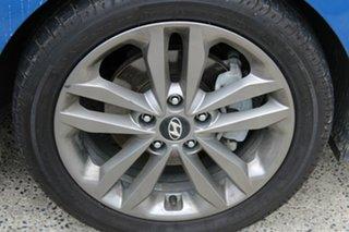 2016 Hyundai i30 GD3 Series II MY17 SR Premium Blue 6 Speed Sports Automatic Hatchback
