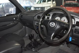 2006 Mazda B2500 Bravo SDX (4x4) Grey 5 Speed Manual Dual Cab Pick-up.