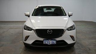 2016 Mazda CX-3 DK2W7A Maxx SKYACTIV-Drive White 6 Speed Sports Automatic Wagon