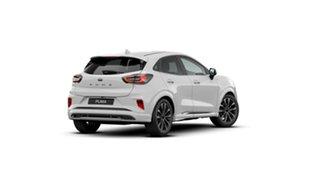 2020 Ford Puma JK 2020.75MY ST-Line V White 7 Speed Sports Automatic Dual Clutch Wagon