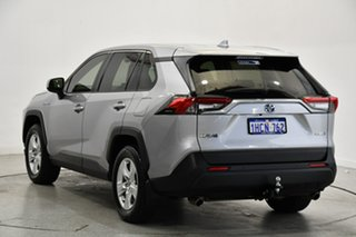 2020 Toyota RAV4 Axah54R GX eFour Silver Sky 6 Speed Constant Variable Wagon Hybrid.