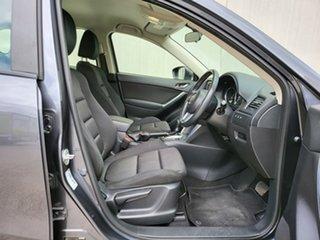 2014 Mazda CX-5 KE1071 MY14 Maxx SKYACTIV-Drive Sport Grey 6 Speed Sports Automatic Wagon