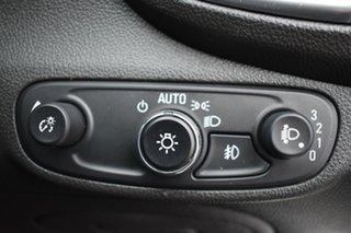 2016 Holden Trax TJ MY17 LTZ Silver Or Chrome /bl 6 Speed Automatic Wagon