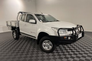 2016 Holden Colorado RG MY16 LS Space Cab White 6 speed Automatic Cab Chassis.