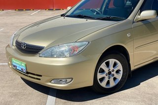 2004 Toyota Camry ACV36R Ateva Gold 4 Speed Automatic Sedan.
