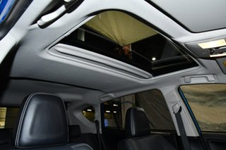 2018 Toyota RAV4 ASA44R Cruiser AWD Blue Gem 6 Speed Sports Automatic Wagon