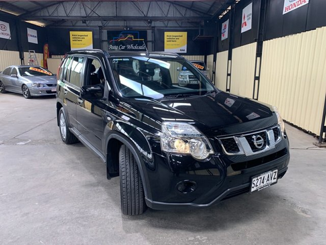 Used Nissan X-Trail T31 Series 5 ST (FWD) Hampstead Gardens, 2013 Nissan X-Trail T31 Series 5 ST (FWD) Black Continuous Variable Wagon