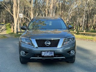 2016 Nissan Pathfinder R52 MY16 ST X-tronic 2WD Grey 1 Speed Constant Variable Wagon