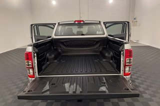 2018 Ford Ranger PX MkII 2018.00MY XL Hi-Rider Silver 6 speed Automatic Utility