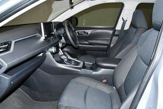 2020 Toyota RAV4 Axah54R GX eFour Silver Sky 6 Speed Constant Variable Wagon Hybrid