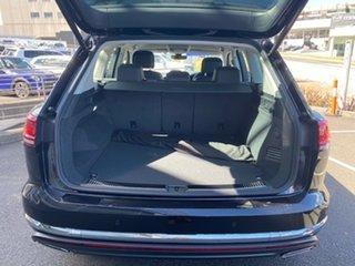 2021 Volkswagen Touareg CR MY22 170TDI Tiptronic 4MOTION Deep Black Pearl Effect 8 Speed