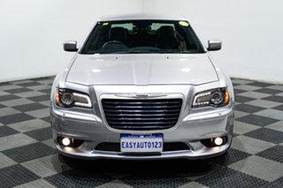 2013 Chrysler 300 LX MY13 C E-Shift Luxury Silver 8 Speed Sports Automatic Sedan.