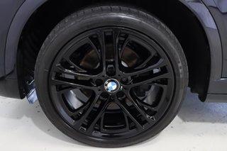2015 BMW X3 F25 LCI xDrive20d Steptronic Black 8 Speed Automatic Wagon