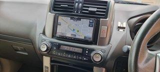 2011 Toyota Landcruiser Prado KDJ150R VX White 5 Speed Sports Automatic Wagon