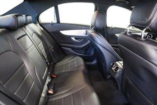 2015 Mercedes-Benz C-Class W205 C200 7G-Tronic + Silver 7 Speed Sports Automatic Sedan