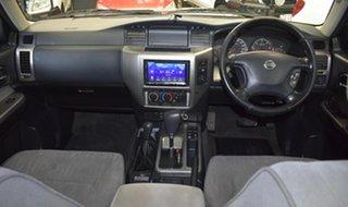 2012 Nissan Patrol GU VII ST (4x4) Gold 4 Speed Automatic Wagon