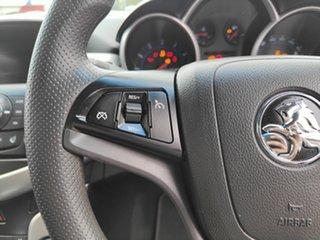 2015 Holden Cruze JH Series II MY16 Equipe White 6 Speed Sports Automatic Sedan