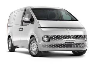 2021 Hyundai IMAX/STARIA US4.V1 MY22 Shimmering Silver 8 Speed Automatic Van