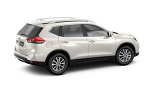 2021 Nissan X-Trail T32 MY21 ST-L X-tronic 2WD Ivory Pearl 7 Speed Constant Variable Wagon