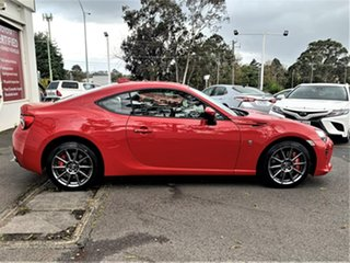 2020 Toyota 86 ZN6 GT Ignition Red 6 Speed Manual Coupe