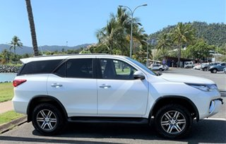2017 Toyota Fortuner MY17 Gen 3 White Automatic Wagon