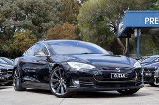 2015 Tesla Model S 85D Sportback AWD 1 Speed Reduction Gear Hatchback.